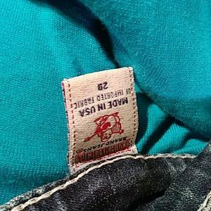 True Religion Jeans - True Religion Joey Big T
